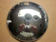 Motorcycle Chrome Plated Cover Fits Circa 60and039s 70and039s