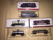 High Speed Metal Products Southern Pacific Locomotive 9725 Tank Coal N Scale