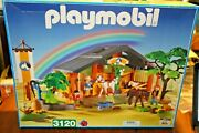 Playmobil Horse And Pony Ranch 3120 Replacement Pieces-columns,stable Walls,more N