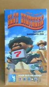 Slot Brothers Shigesato Itoi Dice And Card Game 1995 Retro Japan Used