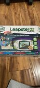 Leapfrog Leapster Gs Explorer The Ultimate Learning Game System 39700