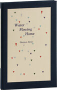 Sherman Alexie-water Flowing Home Poems-1996-1st Ed-cloth Issue-1/100 Signed-fn