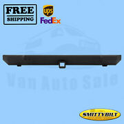 Body Protection Cover Bumper Rear Smittybilt For 1976-1983 Jeep Cj5