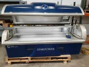 Only 89 Hours Starpower 52 4f Tanning Bed Star Power