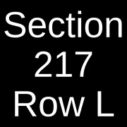 3 Tickets Rage Against The Machine And Run The Jewels 5/13/22 Sioux Falls, Sd