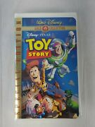Toy Story Vhs Classic Gold Collection Special Edition Disney Pixar