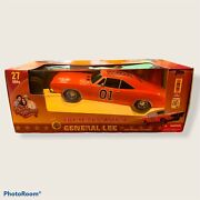 Dukes Of Hazzard General Lee 1969 Dodge Charger Rc 110 27mhz 2005 Malibu Intl