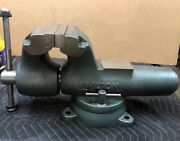 Wilton 600 Machinist Bullet Vise Nice 04/17 Date Made In Usa 150 Lbs.