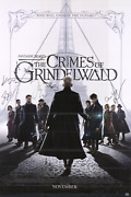 Fantastic Beasts And Where To Find Them Cast Signed Poster Amco 10748