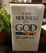Rc Sproul The Holiness Of God Cassette Tape Theology. 3 Tapes.
