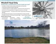 Diy Windmill Farm Pond Aerator / Build Or Use Your Own Windmill Tower 2-5 Cfm