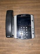 Lot Of 10 X Polycom Vvx 601 Business Ip Phone W/ Handsets Missing Stands