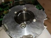 Moulder Heads Hydro 50mm Shaft Weining Germany With 2 Sets Of Inserts Knifes