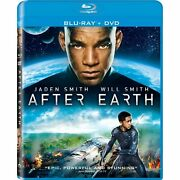 After Earth Blu-ray + Digital Hd With Ultra Violet + Dvd