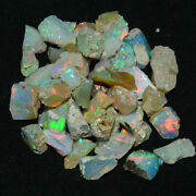 Ethiopian Opal Rough Lot Mind Blowing Power 100 Natural Gemstones 200cts
