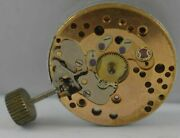Used As1537 Fortis New Old Stock Complete Movement For Service C-58-37