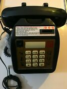 Ckt 676 Pay Station Pay Phone Telephone Black Color Nos
