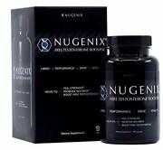 Nugenix Free Total Testosterone Booster Enhance Energy Muscle 90 Capsules