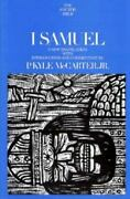 I Samuel, Vol. 8 The Anchor Bible P. Kyle Mccarter Hardcover Used - Very Good