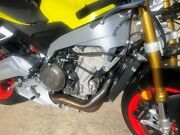 2021 Aprilia Rs660 Main Frame Chassis Straight Salvage 1800 Miles Clean Part Out