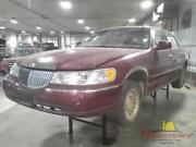 1998 Lincoln Town Car Engine Motor Vin W 4.6l