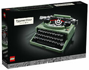Lego 21327 Typewriter Brand New In Hand Fast Free Shipping Factory Sealed