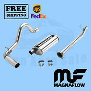 Exhaust - System Kit Magnaflow Fits Toyota Tacoma 2005-2012