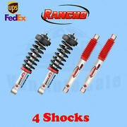 Rancho Kit 4 Front And Rear Strut And Rs9000xl Shocks For Ford F-150 09-13