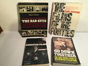 Gangster Films-the Bad Guys, Fortys Films-bonnie And Clyde Books Collection