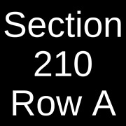 2 Tickets Rage Against The Machine And Run The Jewels 5/13/22 Sioux Falls, Sd