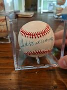 Lot Of Signed Hof And Ws Mvp Baseballs Williams, Mccovey, Ford, Berra And More