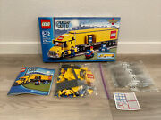 Lego City Lego Truck 3221 100 Complete Never Played With Retired Rare