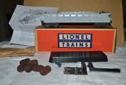 Lionel No. 3562-25 Operating Barrel Car With Box – O Gauge - Nice - Look