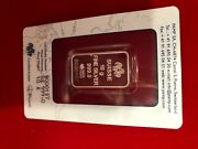 Pamp Suisse Liberty 10 Grams Swiss Made Silver Bar