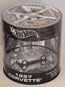 1957 Corvette Convertible Real Riders Hot Wheels Showcase Muscle Cars Oil Can