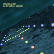 Archers Of Loaf-all The Nations Airports D Uk Import Cd New
