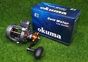 Okuma Cold Water Line Counter 5.11 Conventional Reel Right Hand - Cw-203d