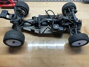 Tekno Rc Llc 1/10th Eb410.2 4 Wheel Drive Competition Electric Buggy Roller.