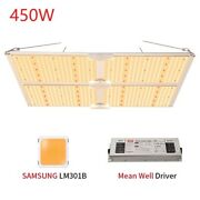 Sf4000 Full Spectrum Lm301b Led Grow Light For Indoor Greenhouse Growing