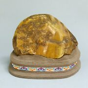 Chinese Exquisite Handmade Landscape Carving Shoushan Stone Seal
