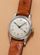 Longines Round Style Cal.10.68n Ss Waterproof 33.2mm Manual 1940s