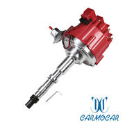 For 1967-1990 Amc/jeep 290 304 343 360 390 401 Red Hei Distributor W/ 65k Coil
