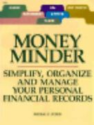 Money Minder Simplify, Organize And Manage Your Personal Financ