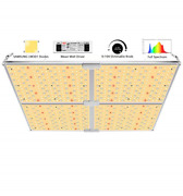 Mixjoy Gl-4000 Led Grow Light With Samsung Lm301 Diodesanddimmable Meanwell 450w