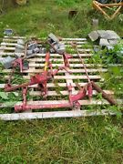 Ih Farmall 100 130 140 Super A 1 Point Fast Hitch We Ship Antique Tractor