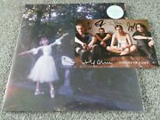 Wolf Alice - Visions Of A Lifeuk 2017 Sealed White Vinyl / Signed Card + 7