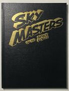 Complete Sky Masters Of The Space Force Hc Jack Kirby Signed 'd 138/1000 1991