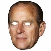 Philip Celebrity Masks Party Costume Royal Face Mask Wholesale For Adult