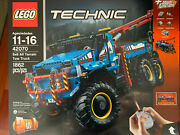 Lego 42070 Technic 6x6 All Terrain Tow Truck Brand New Sealed Box Free Shipping
