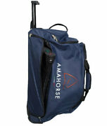 All-in-one Water-repellent Trolley Bag With Handle And Wheels Amahorse